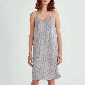 NWT Frank & Oak midlength dress